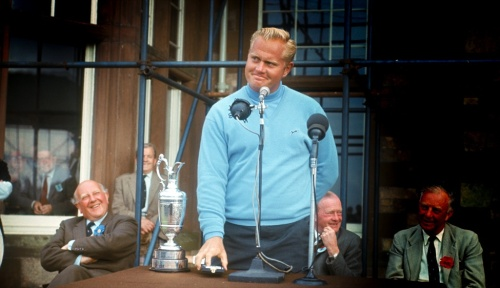 Nicklaus Wins Open